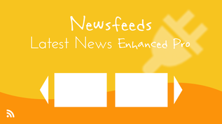 Newsfeeds plugin for Latest News Enhanced Pro